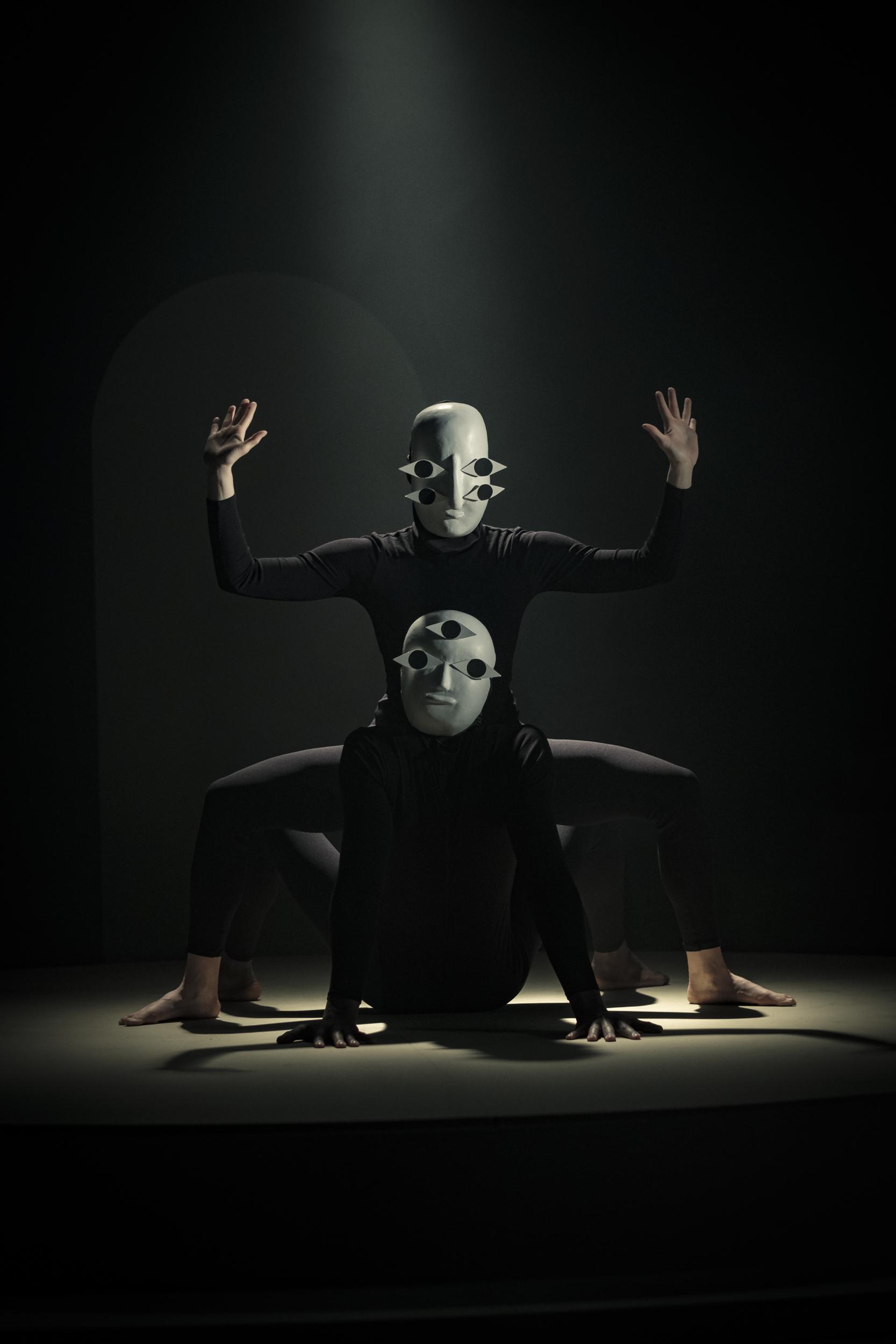 Masken | Theater | Bühne | Gesichter